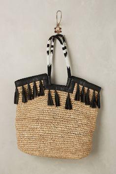 13 Best Designer Beach Bags   Saint Germain tote