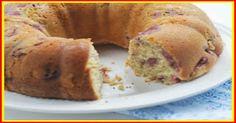 Strawberry Yogurt Cake Points Plus: 5 | healthy weight watchers recipes
