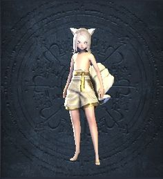 little Boy ♥ - Blue Diamond - Blade and Soul Presets