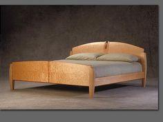 Solomon Ross Furniture - Sleep at Joe's Bedroom Furniture, Furniture Ideas, Furniture Design, Wood Bed Design, Woodworking Inspiration, Cots, Wood Beds, Bed Rooms, Bed Frames