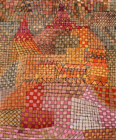 Paul Klee, Town Castle Kr.