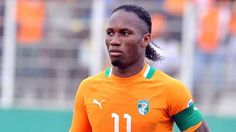 Didier Drogba retires from international football  Chelsea striker made 104 appearances for Ivory Coast and captained side for eight years  www.royalewins.com