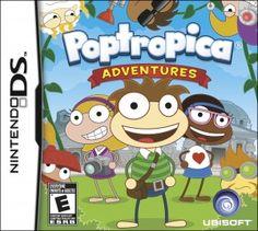 Poptropica Adventures for Nintendo DS #Review