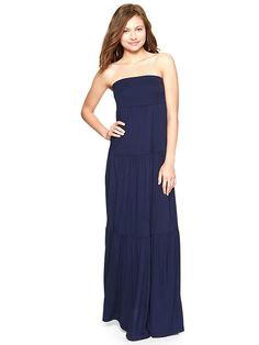 Gap | Tiered maxi dress