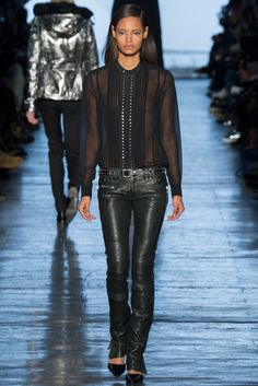 Diesel Black Gold - Fall 2014 Ready-to-Wear - Look 2 of 33