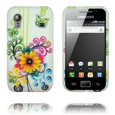 Symphony (Solblomst) Samsung Galaxy Ace S5830 Cover
