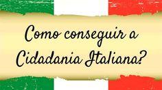 Como, Tirar, Cidadania, Italiana