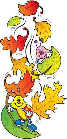 FALLING_LEAVES Осенние листья и букашки: