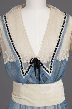 Платье 1910-1919 гг. The Goldstein Museum of Design