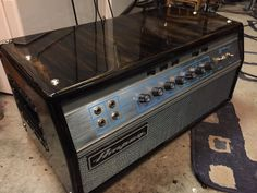 Ampeg SVT VR Bass Head