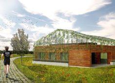 Casas sostenibles y ecológicas, eficiencia energética natural