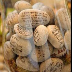 Recordações Convidados Pedras
