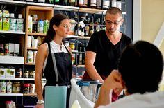 Stefan Nita la Camara cu Merinde - #workshop #rawvegan Raw Vegan, Workshop, Atelier, Work Shop Garage, Leaf Vegetable