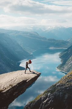 Hardangerfjord, Fjord Norway - Trolltunga   Travel & Photography All the places you will go