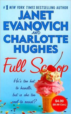 Full Scoop Full series) by Janet Evanovich and Charlotte Hughes Used Books, Great Books, Books To Read, My Books, Best Mysteries, Cozy Mysteries, Janet Evanovich, Mass Market, Mystery Books