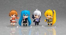 Nendoroid Petite: Vocaloid #01