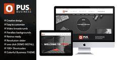 Opus Business - Multipurpose Business WordPress Theme  -  https://themekeeper.com/item/wordpress/opus-business-multipurpose-business-wordpress-theme