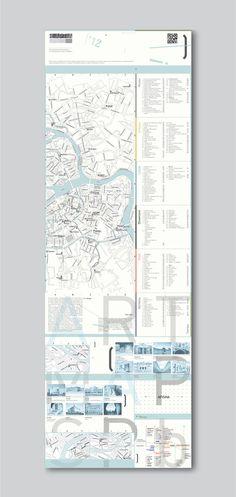 K-ART-A SPb by masha portnova, via Behance