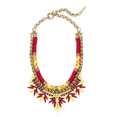 AUDEN emerson necklace available at #jcrew. #statement