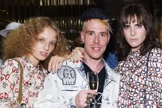 Gucci Hosts Gucci Ghost Cocktail on Fifth Avenue