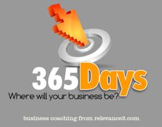 So, the question remains – where will your business be in 365 days?