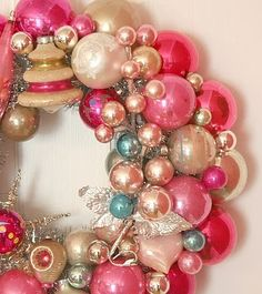 The French Tangerine: ~ dreaming of a pink christmas