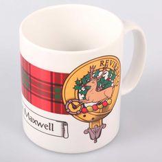 Maxwell Clan Crest a