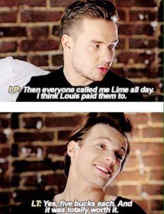 Poor Liam!