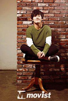 #KangHaNeul Asian Actors, Korean Actors, Kang Ha Neul Smile, Kang Haneul, Korea Fashion, Asian Boys, Lee Min Ho, K Idols, Actors & Actresses