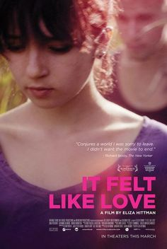 In this unflinchingly honest and refreshingly unsentimental coming-of-age story, fourteen-year-old Lila spends a languid South Brooklyn summer playing third wheel to her promiscuous friend Chiara and Chiara's boyfriend Patrick.  Drama, Not Rated, 82 min.  http://ccsp.ent.sirsi.net/client/hppl/search/results?qu=piersanti+felt&te=&lm=HPLIBRARY&dt=list