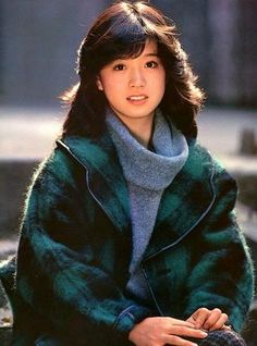 中森明菜 Akina Nakamori / Japanese singer                                                                                                                                                                                 More