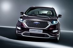 Ford Edge Vignale 2017 Wallpaper