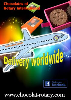 Delivery worldwide