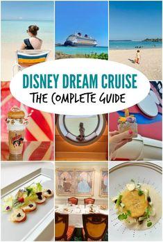 Disney Dream Cruise - The Complete Guide