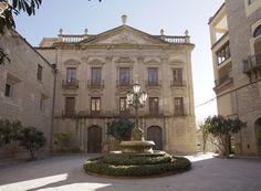 Palacio Episcopal, Solsona