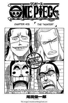 One Piece Manga ch.413 Page 1