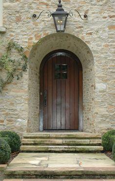 English Rustic Stone | Carraway & Associates Architects