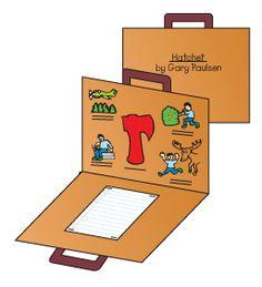 Briefcase Book Report