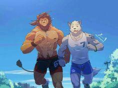 Anime Neko, Anime Furry, Anime Guys, Furry Oc, Character Concept, Character Design, Fnaf Characters, Cute Gay, Dark Anime