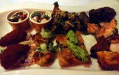 Cafe Spice Namaste Indian restaurant London http://www.mostlyasianfood.com