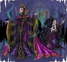Lady Tremaine Disney Villains Designer Collection Midnight Masquerade Series fanmade by thevinylscene Because bad guys have Disney Kunst, Arte Disney, Disney Diy, Disney Fan Art, Disney Style, Disney Love, Disney Magic, Disney Evil Queen, Tinkerbell Disney