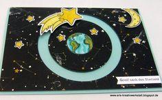 "#Kullerkarte ""Für Himmelsstürmer"" - ein Sternenhimmel   http://eris-kreativwerkstatt.blogspot.de/2016/09/kullerkarte-mit-fur-himmelssturmer-ein.html  #stampinup #teamstampingart #karte #geburtstag #baby"