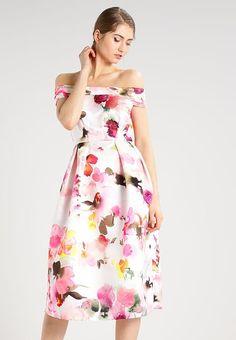 Closet Sukienka letnia - multicolor - Zalando.pl