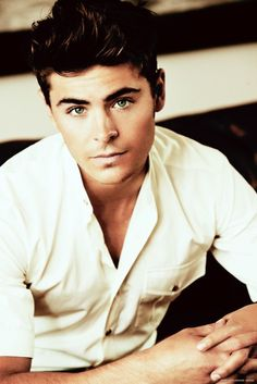 Zac Efron: has definitely outgrown High School Musical.. =]