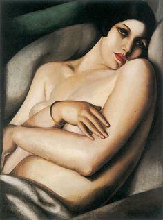 Tamara de Lempicka (1898-1980) The Queen of Art Deco http://www.daringtodo.com/wp-content/uploads/2011/03/51Tamara-de-Lempicka.jpg