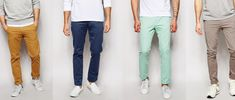 Man's Guide To Chinos: What Are Chinos & How To Wear Them: far right combo