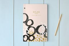 Artsy Notebooks by Alethea and Ruth   Minted