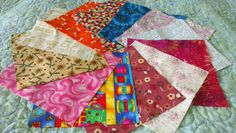 Scraps of My Life: Persian Pickle Project Fabric Reveal  #sewing #quilting #persianpickleclub