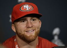 49er Bruce Miller beat 70-year-old allegedly with his own cane, charged with seven felonies