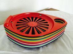 Set of 4 Vintage Paper Plate /Cup Holders | Vintage paper Cup holders and Cups & Set of 4 Vintage Paper Plate /Cup Holders | Vintage paper Cup ...